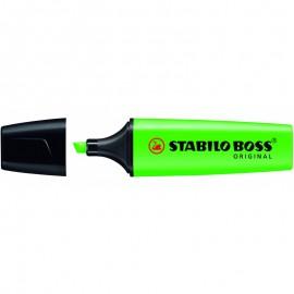Evidenziatore Stabilo (verde)