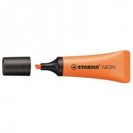 Evidenziatore Stabilo Neon (arancione)